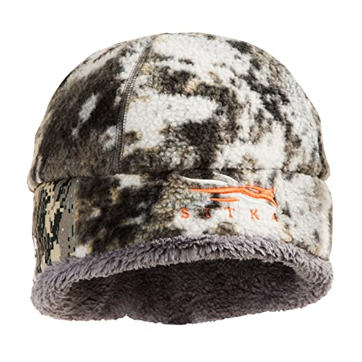 d3d6859b Amazon.com: SITKA Fanatic Windstopper Beanie, Optifade Elevated II ...