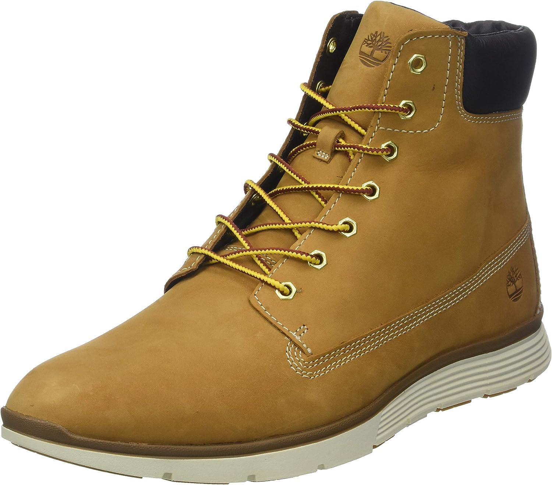 Doctor en Filosofía explosión Imperialismo  Amazon.com | Timberland Mens Killington 6 Inch Durable Nubuck Winter Ankle  Boots - Wheat - 9.5 | Chukka