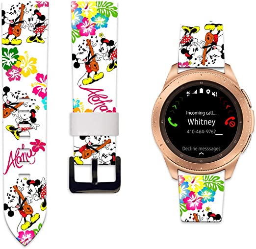 Amazon.com: Printcase Compatible with Samsung Watch Band ...