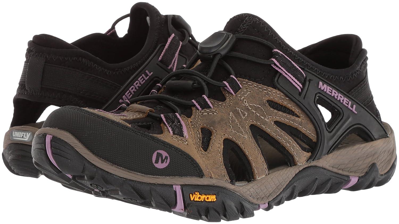 Merrell Women's All Out B072FJJGBD Blaze Sieve Water Shoe B072FJJGBD Out 5 B(M) US|Stucco 407e9a