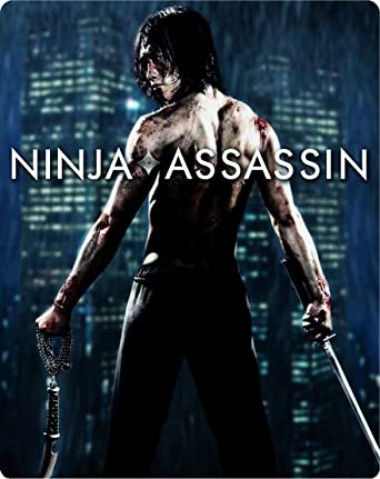 Amazon.com: Ninja Assassin - Metal-Pack: Movies & TV