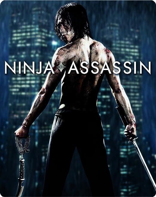 Ninja Assassin - Metal-Pack [Alemania] [Blu-ray]: Amazon.es ...