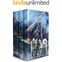 The Snow Queen: The Complete Saga: Books 1-3: Heart of Ice, Sacrifice, Snowflakes