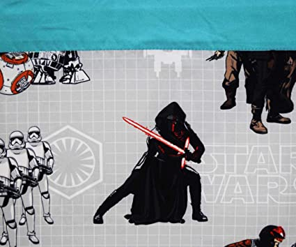 Amazon Com Kohl S Disney Star Wars 3 Piece Twin Bed Sheets