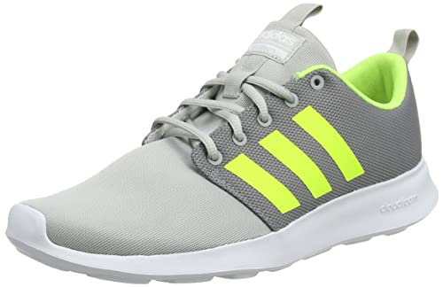 Adidas Men s Cf Swift Racer Gretwo Syello Ftwwht Running Shoes-12 UK ... cd79fc18c