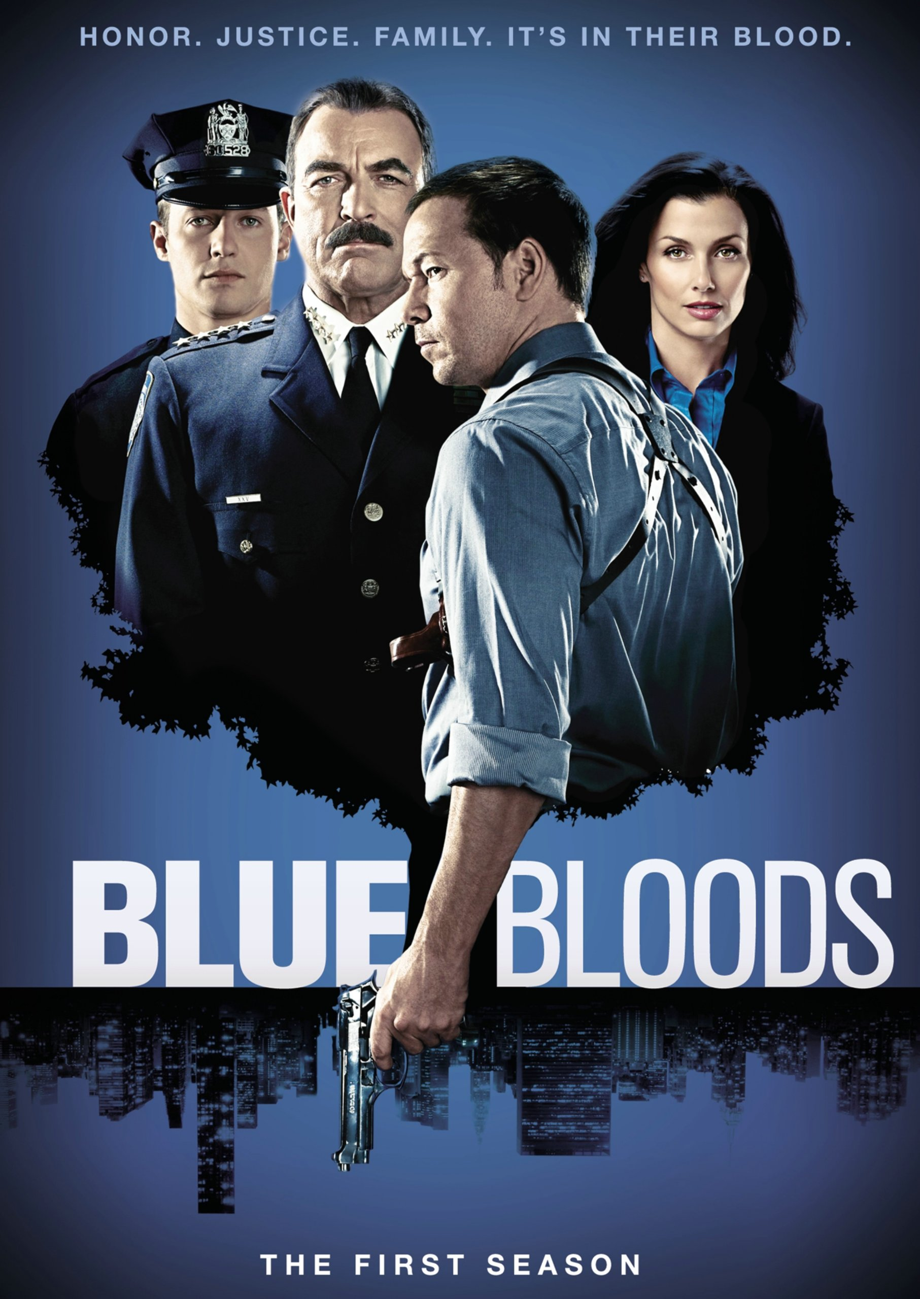 DVD : Blue Bloods: The First Season (Widescreen, , Slipsleeve Packaging, 6 Disc)