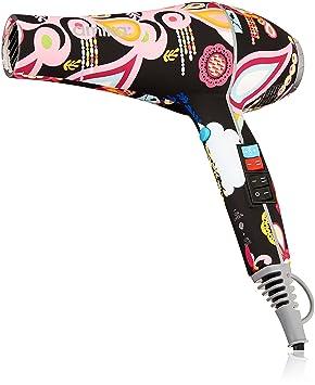 Amazon.com: amika Power Cloud Repair Plus Smooth Hair Dryer Black Obliphica: Luxury Beauty
