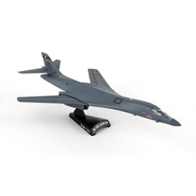 Daron Worldwide Trading 1/221 PS5404-2 Stamp B-1 Lancer Boss Hawg Jet: Toys & Games