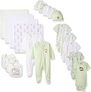 Gerber Baby 19-Piece Essentials Gift Set
