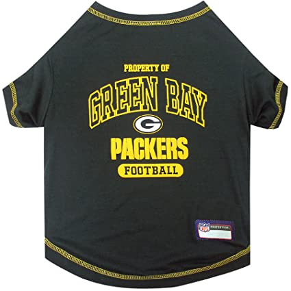 best service 881be ce10e Pets First Green Bay Packers T-Shirt