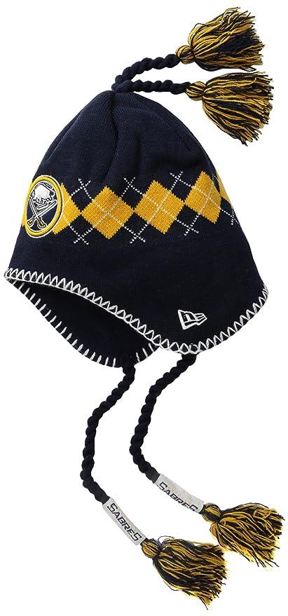 Amazon.com   NHL Child Buffalo Sabres 1St Round Draft Pick Knit ... f0f33c5c90b7