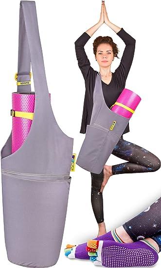 Amazon.com: Jambala - Bolsa para esterilla de yoga y ...