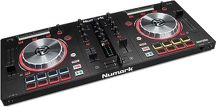Numark Mixtrack Pro 3 - Controlador DJ de 2 Decks para Serato DJ ...
