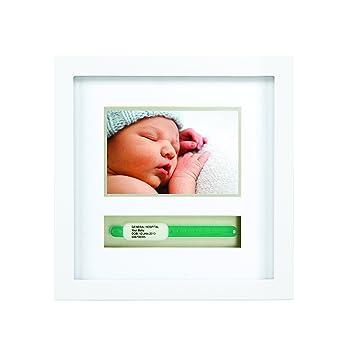 Amazoncom Pearhead Baby Hosipital Id Bracelet And Photo Keepsake
