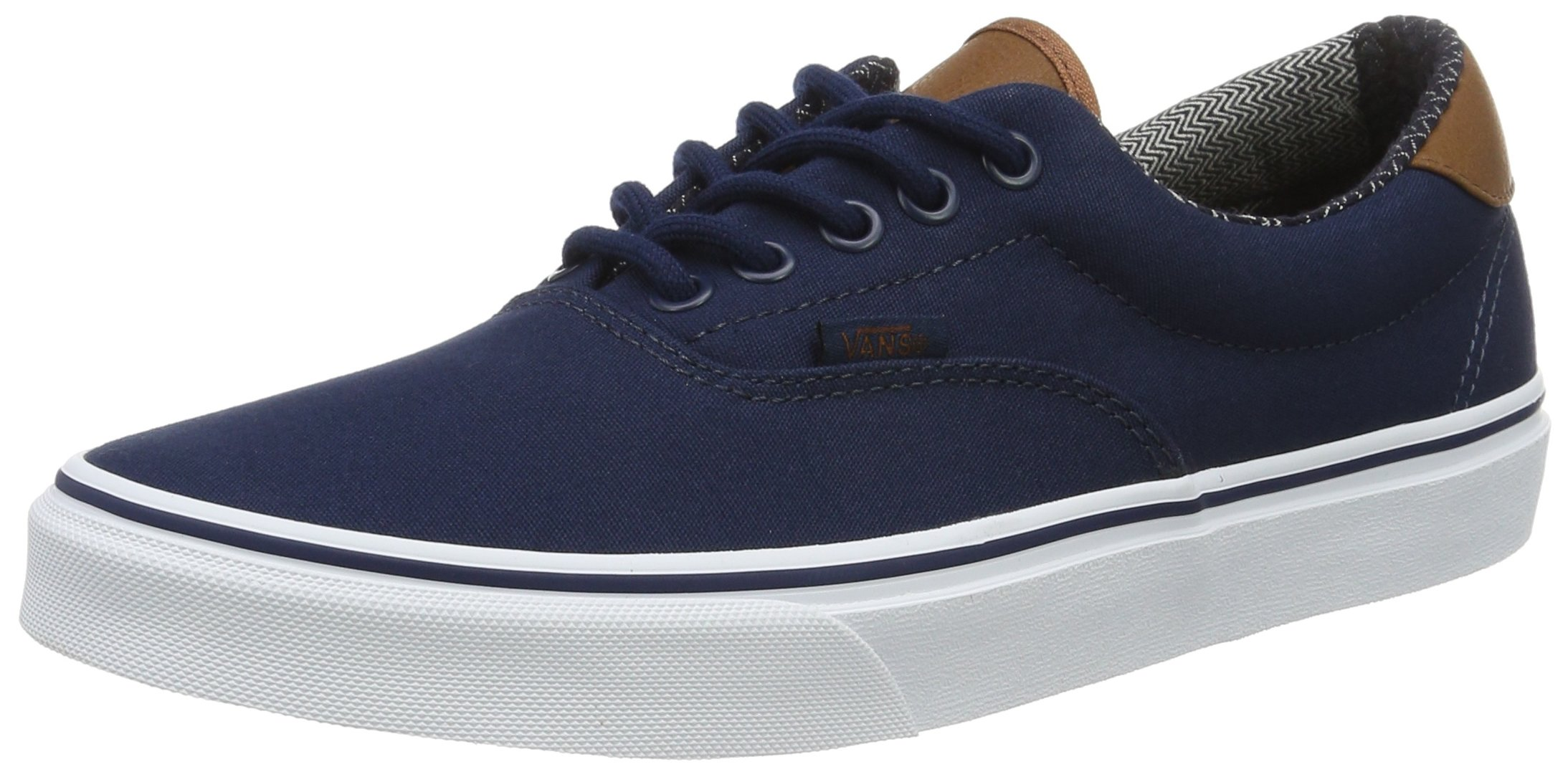 9f760fc60e Vans Era 59 (C L) - VA38FSMVE C and L Dress Blues Material Mix ...