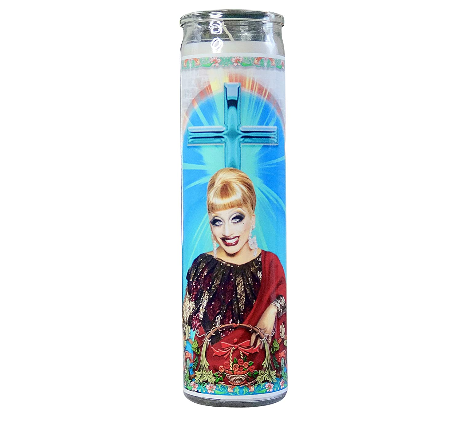 6f0bdeccb Amazon.com  My Pen15 Club Bianca Del Rio Celebrity Drag Queen Prayer  Candle  Home   Kitchen