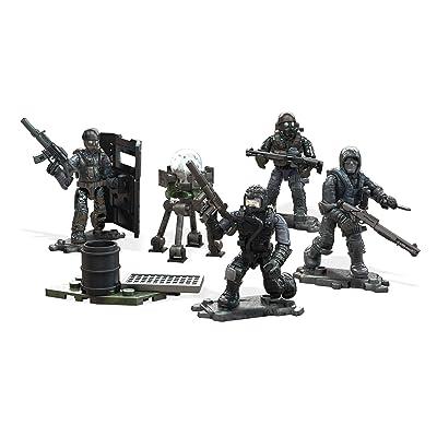 Mega Construx Call Of Duty Urban Strike Squad: Toys & Games