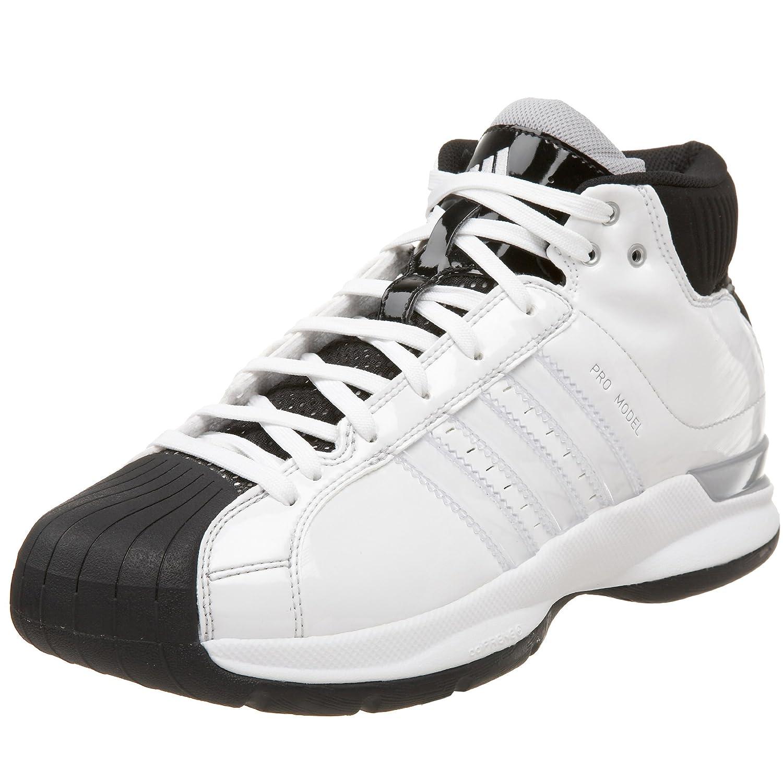 meilleur service bd1c0 6089c adidas Men's Pro Model '08 Team Color Basketball Shoe