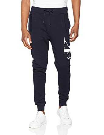 Pantaloni Icon Calvin Track Jeans Uomo True Klein 3 Blu Haro Pant 8fwP4T