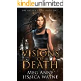Visions of Death: A Paranormal Romance (The Gypsy's Curse Book 1)