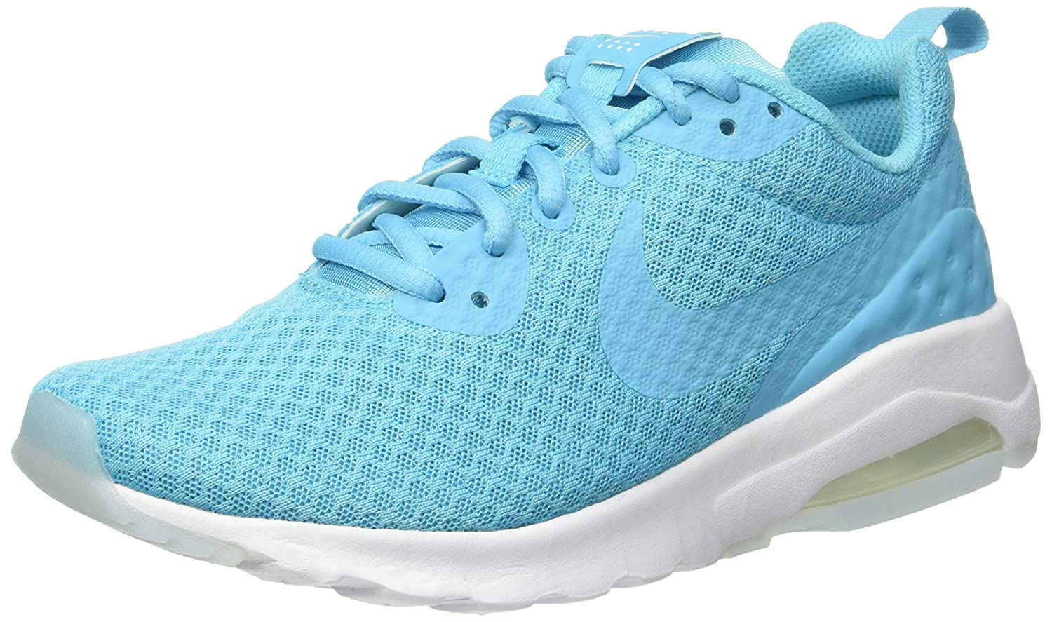 NIKE Women's Air Max Motion Lw Running Shoe B0147HZYB6 8.5 B(M) US|Gamma Blue/Gamma Blue/White