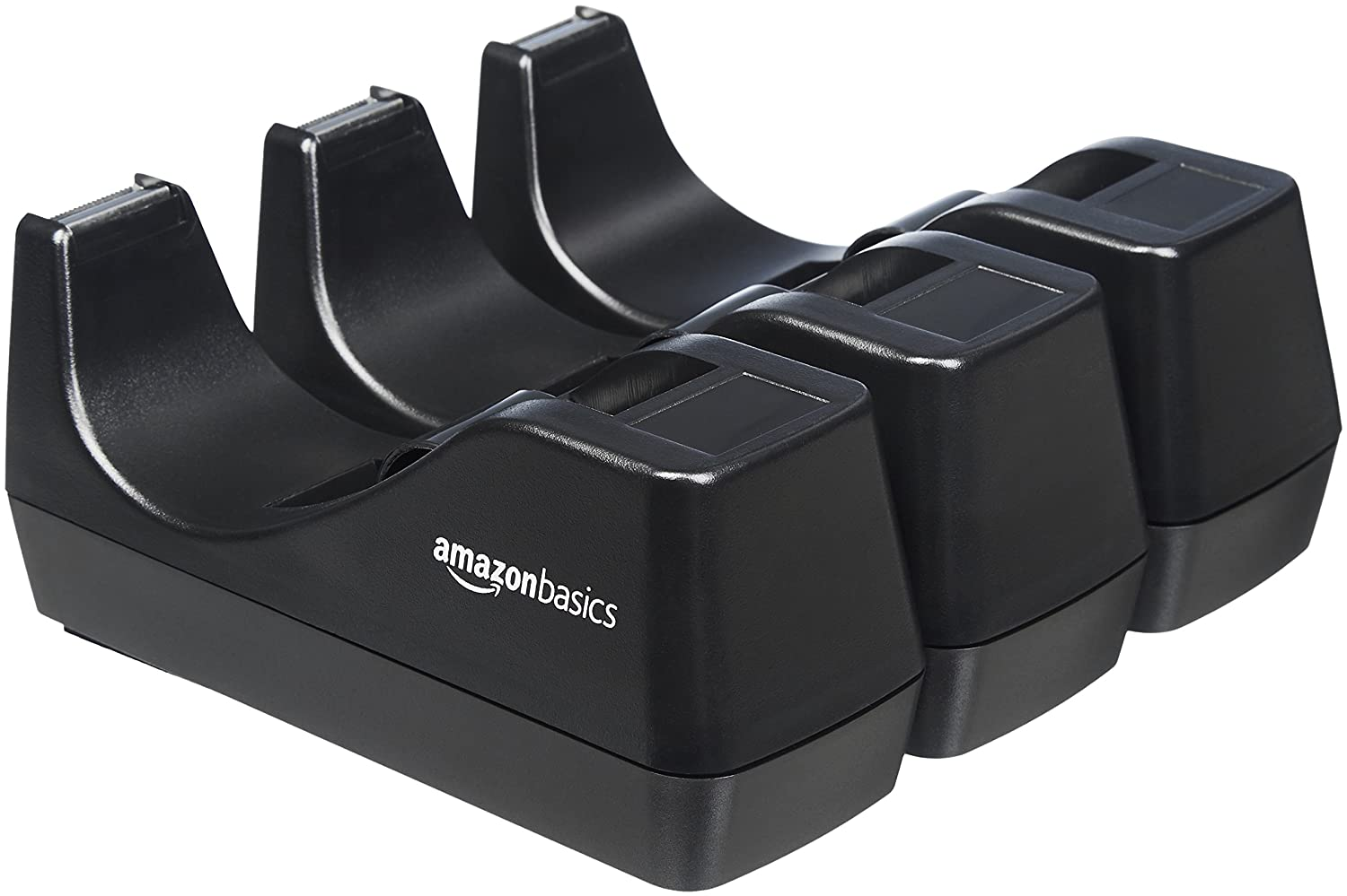 AmazonBasics Tape Dispenser - 3-Pack D1410X3