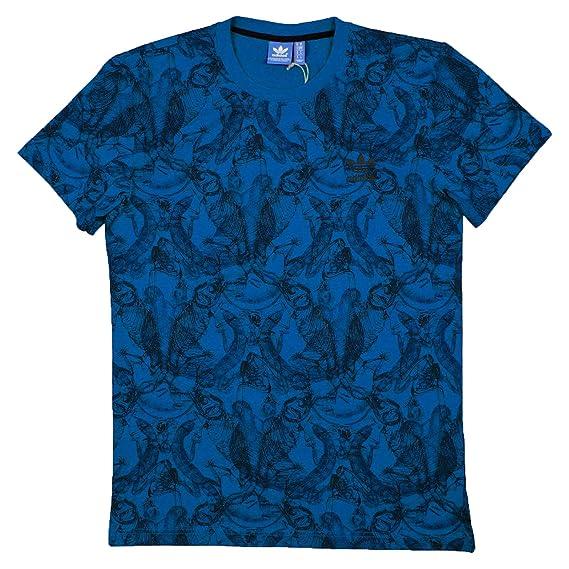 adidas Originals Carnovsky AOP RGB Tee Designer Herren Shirt