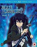 Blue Exorcist: Definitive Edition Part 1 Episodes 1-12 Blu-ray