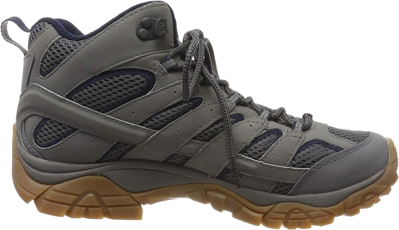 Merrell Mens Moab 2 Mid GTX Hiking Boot