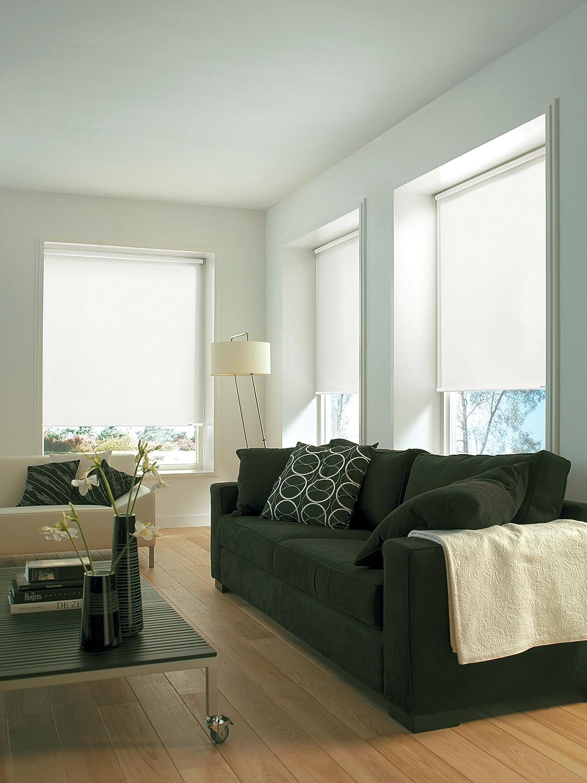 Color Blanco Gardinia 6612052180 100/% poli/éster de 52 x 180 cm Persiana Enrollable y Estor