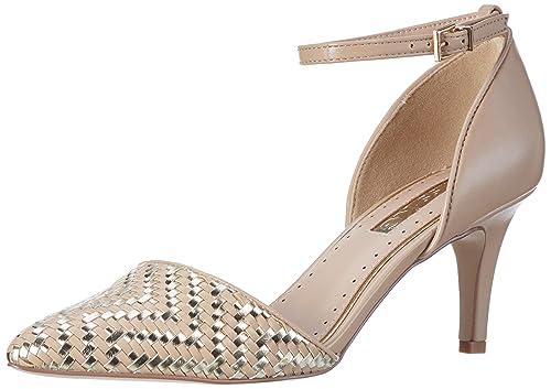 Con Miss De Brooke Punta Para Tacón Kg Cerrada Mujer Zapatos qFgrXF