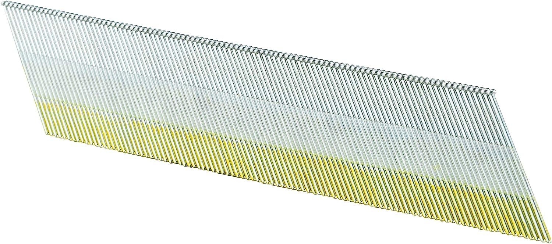 Rapid 40109554 40109554-Clavo 16//14mm Plateado G 0.99M New Bl/íster