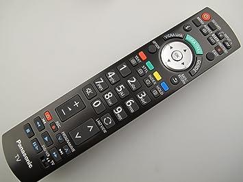 Viera N2QAYB000489 - Mando a distancia para televisores Panasonic: Amazon.es: Electrónica