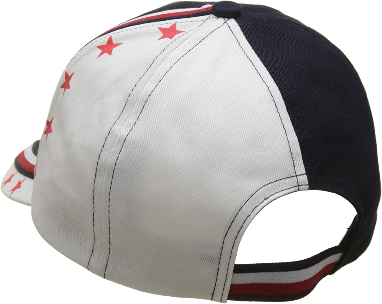 Tommy Hilfiger Stars and Stripe Cap Gorra, Negro (Corporate 901 ...
