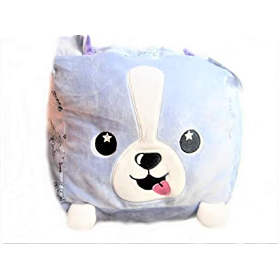 MMG Brands 10 INCH Square Patterned Plush - Connie: Toys & Games