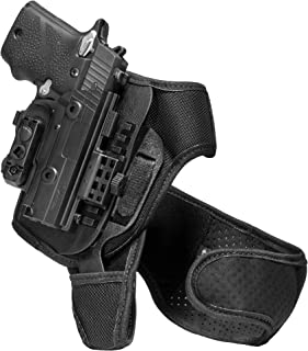 product image for Alien Gear ShapeShift Ankle Holster - Custom Fit to Your Gun (Select Pistol Size) - Concealed Carry - Adjustable Retention - Made in The USA