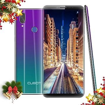 CUBOT X19 4G Smartphone 64GB 5.93 pulgadas FHD + Android 9.0, 4GB ...