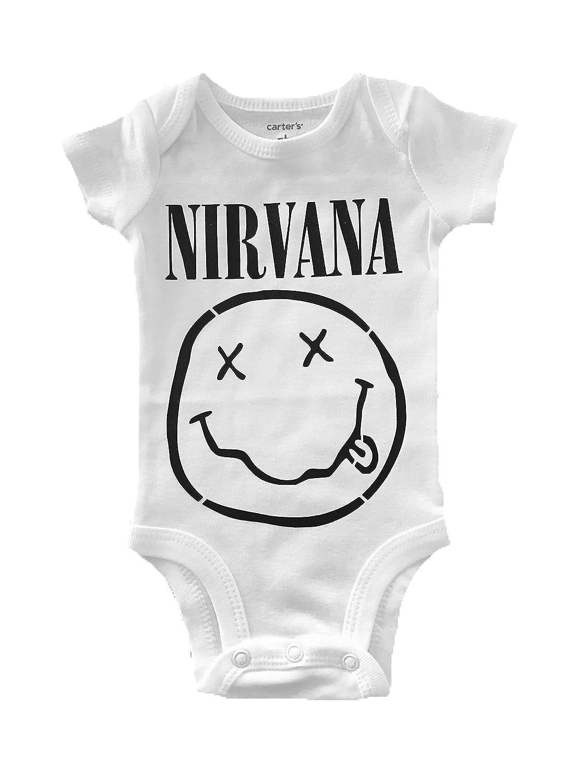 Nirvana Baby Bodysuit