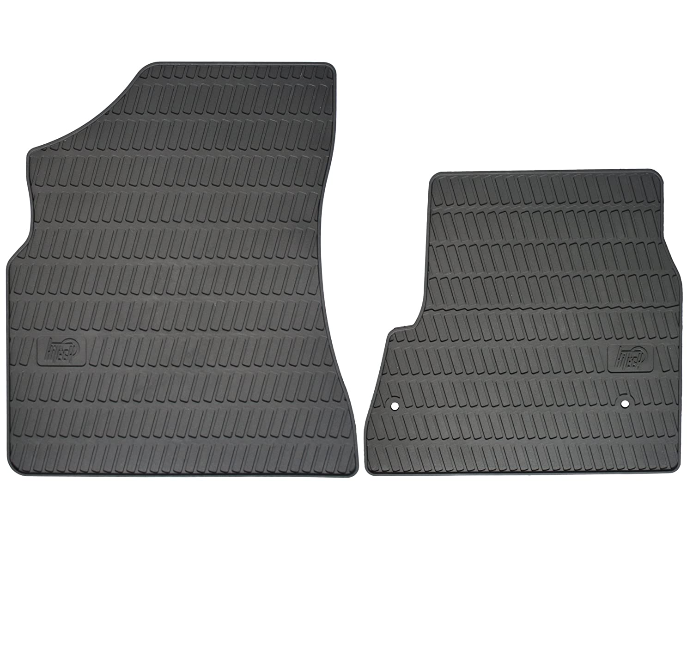 Floor mats xsara picasso - Citroen Berlingo 2 Rubber Van Floor Mats 2008