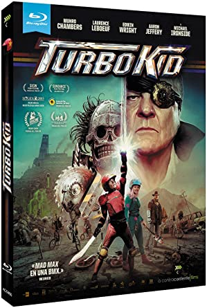 Turbo Kid [Non-usa Format: Pal -Import- Spain ]