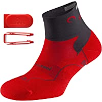 Lurbel Calcetin Trail Running Distance Rojo