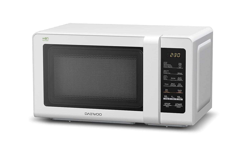 Daewoo KOG-6F2B Microondas, 20 litros, Digital, con Grill, Color ...