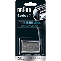 Braun Pulsonic Series 7 70S Foil and Cutter Replacement Head, Compatible with Models...