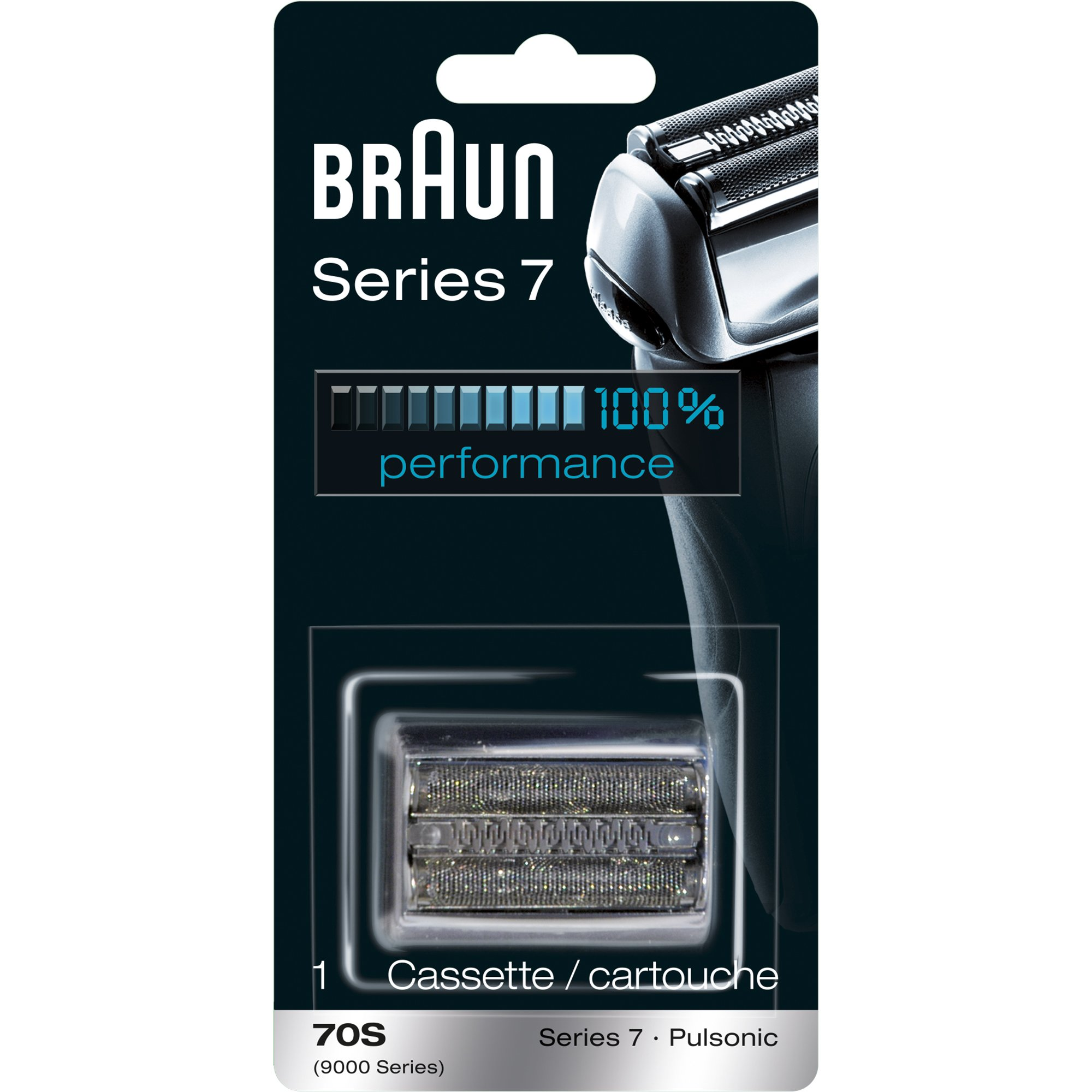 Braun Series 7-70S Replacement part (Silver) product image