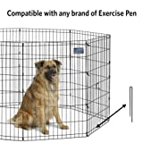 Exercise Pen Ground Stakes | Pack of 8