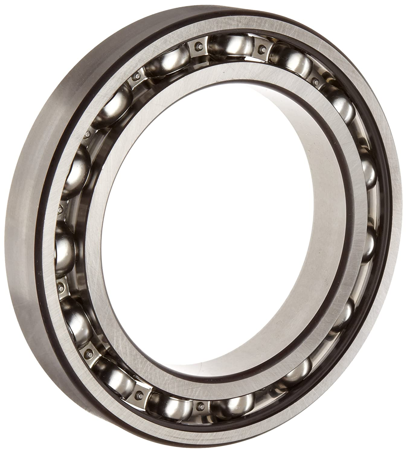 SINGLE ROW FAG 6004-C3 DEEP GROOVE BALL BEARING OPEN STEEL CAGE C3 CLEARA...