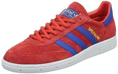 65c014d385bd adidas Mens Spezial M17905 Collegiate Red Royal Blue Suede Leather (9uk)