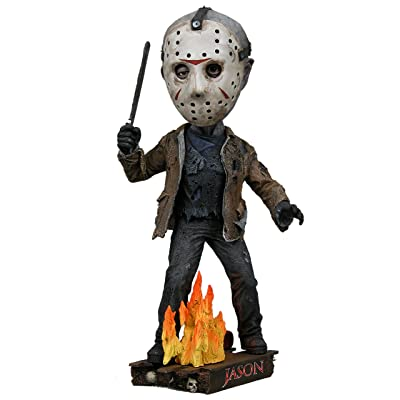 NECA - Freddy vs Jason - Head Knocker - Jason: NECA: Toys & Games