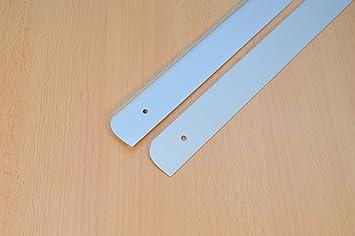 Abschlussleiste küchenarbeitsplatte  ABSCHLUSSLEISTE Winkelleisten Seiteleiste Arbeitsplatte Alu küche ...