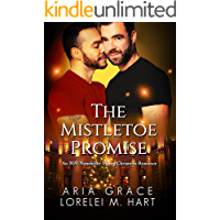 The Mistletoe Promise: An MM Nonshifter MPreg Christmas Romance